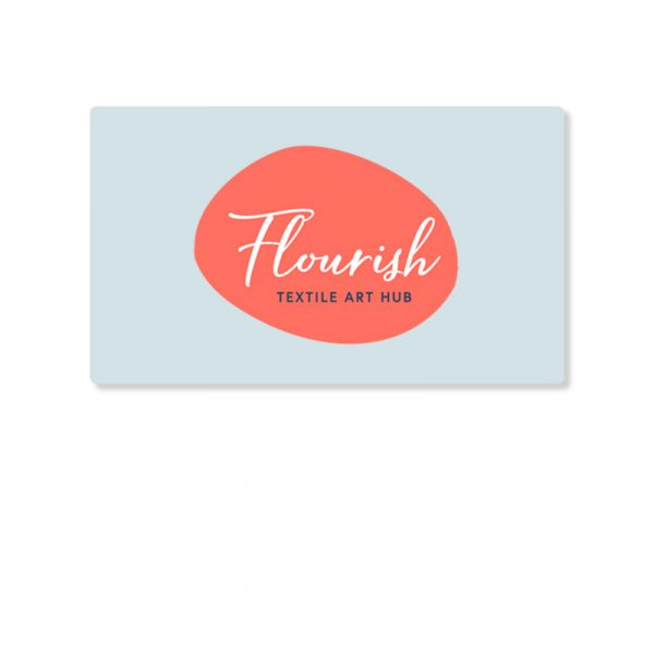 Flourish Textile Art courses gift voucher
