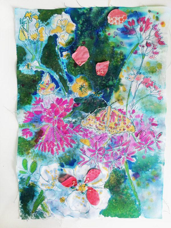 Flourish Summer Project - Summer Garden